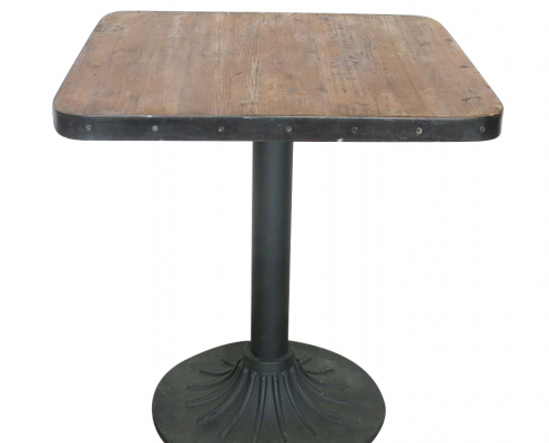 Vintage Cafe Table for Hire