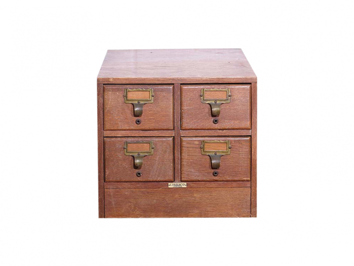 Vintage Wooden Drawers for Hire London