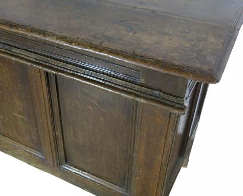 Vintage Wooden Sideboard for Hire Scotland