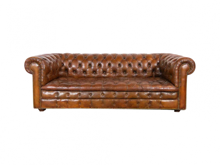 Vintage Chesterfield Sofa for Hire