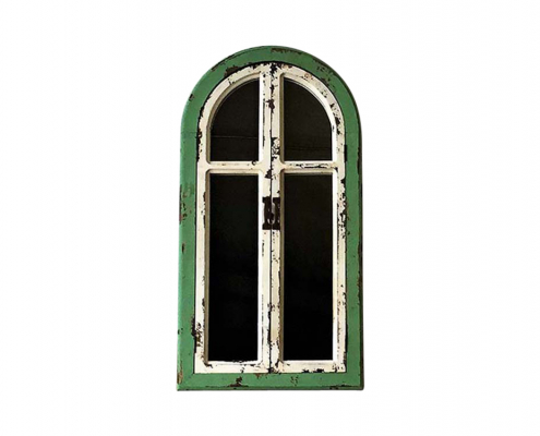 Vintage Mirrored Window for Hire