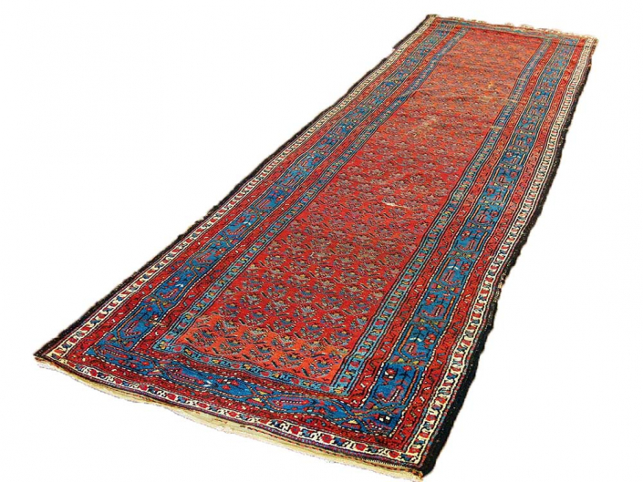 Vintage Persian Runner for Hire Scotland