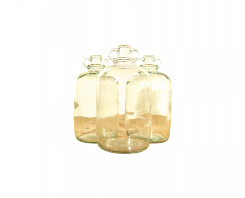 Vintage Demijohns for Hire