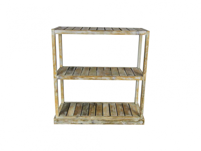 Rustic Wooden Shelves to Hire