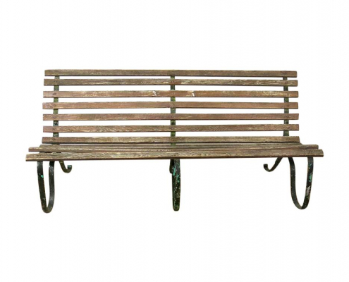 Rustic Garden Bench for Hire