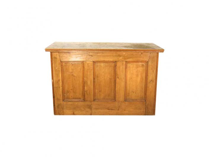 Vintage Wooden Bar for Hire