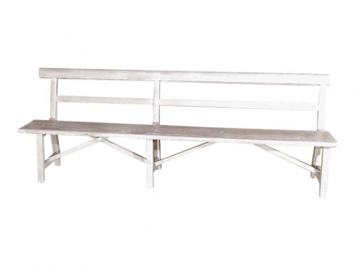 Vintage Church Pews for Hire