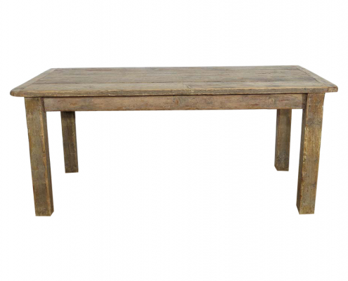 Rustic Wooden Table for Hire