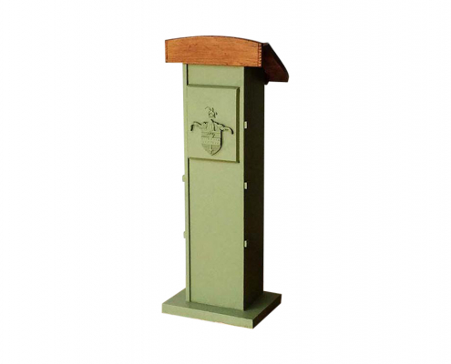 Vintage Lectern for Hire Scotland