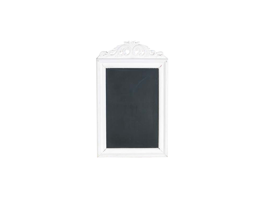 White Painted Blackboard for Hire