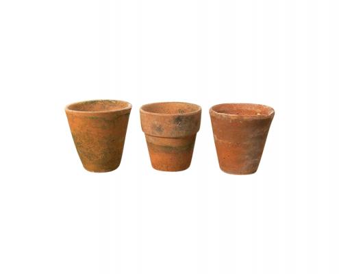 Vintage Terracotta Pots for Hire Devon, South West