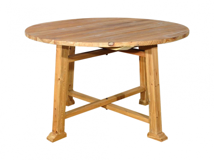 Vintage Round Table for Hire Scotland