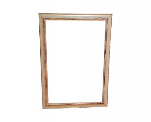 Distressed Wooden Picture Frame for Hire Scotland