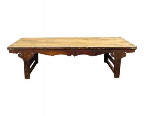 Solid Wood Coffee Table for Hire