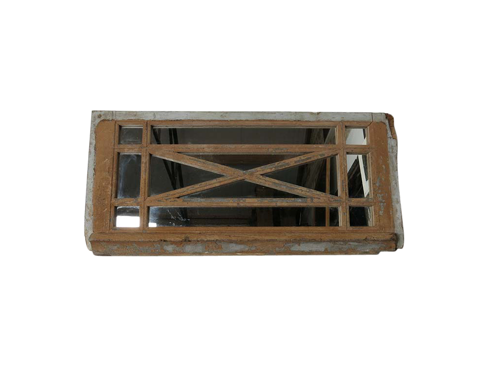 Vintage Wooden Painted Mirror for Hire