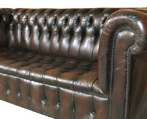 Vintage Chesterfield Sofa for Hire London