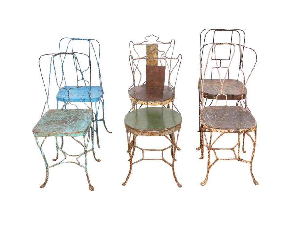 Unique Wire Chairs for Hire London, South East