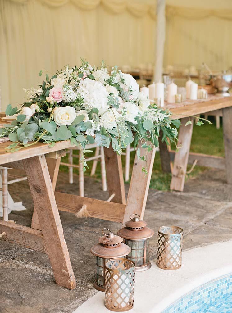Luxury Wedding Furniture Hire