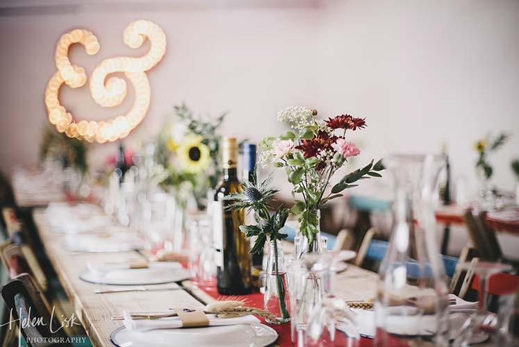 Rustic Wedding Furniture Hire