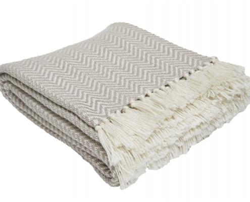 Herringbone Blankets to Hire