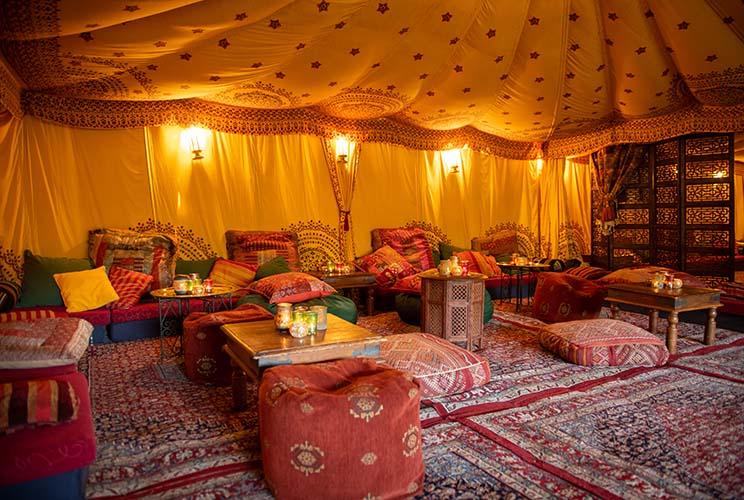 Arabian Themed Party