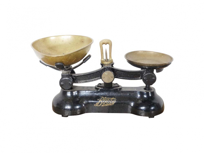 Vintage Boots Pharmacy Scales for Hire