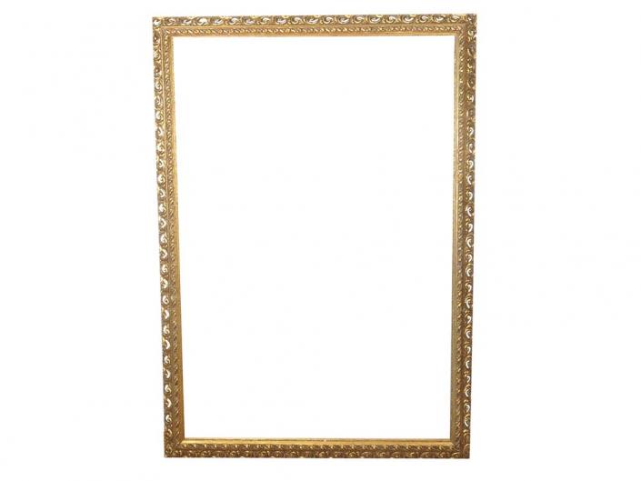 Vintage Gold Frame for Hire Prop