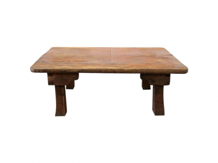 Wooden Coffee Table for Hire Scotland