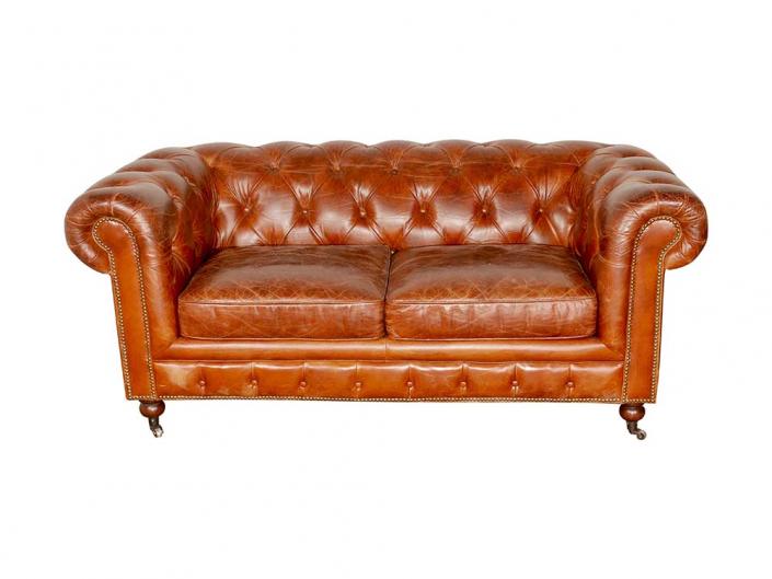 Chesterfield Sofa for Hire Edinburgh, Scotland