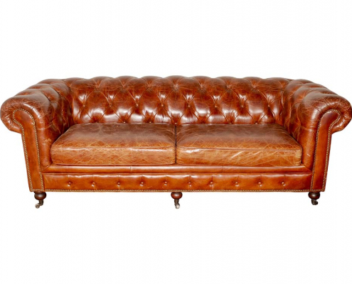 Classic vintage Chesterfield Sofas for Hire Devon, South East