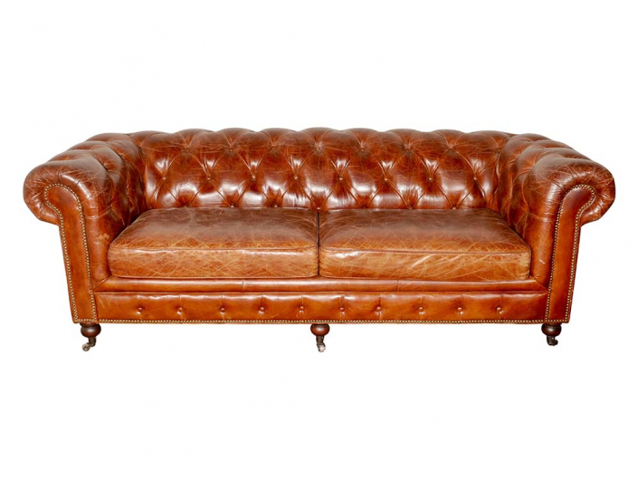 Classic vintage Chesterfield Sofas for Hire London, South East