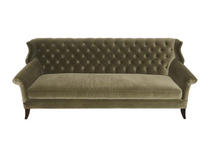 Velvet Sofa for Hire London, South East