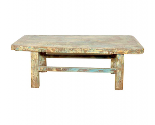 Reclaimed Elm Side Table Hire