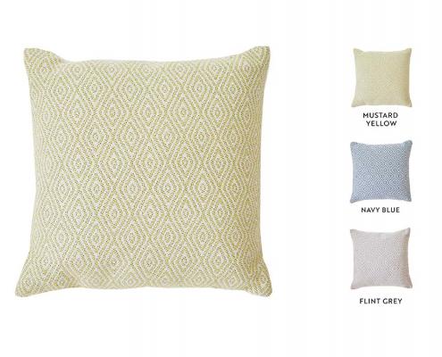 Lincombe Diamond Cushion for Hire Scotland