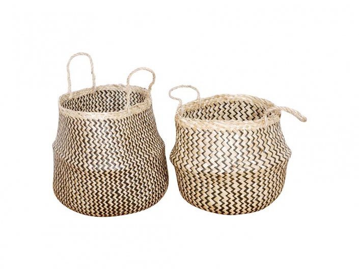 Seagrass Baskets for hire London, South East