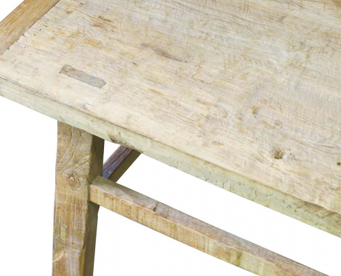 Chinese Elm coffee table for Hire Glasgow, Scotland