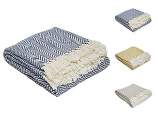 Herringbone Blankets to Hire