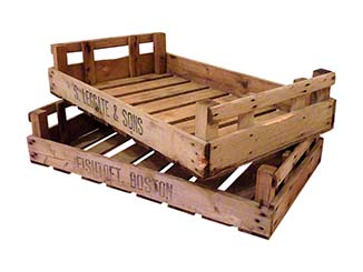 Vintage Crates for Hire Scotland