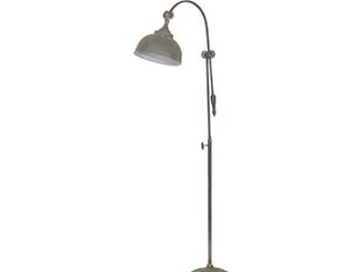 Vintage Floor Lamp for Hire Edinburgh, Scotland