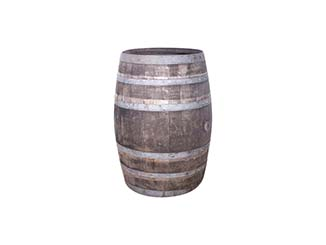 Vintage Oak Barrels for Hire Scotland