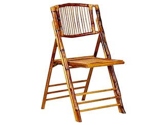 Bamboo Chairs for Hire Scotland