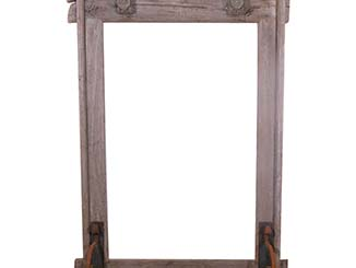 Rustic Wooden Door Frame for Hire