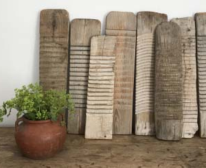 Weathered Washboards