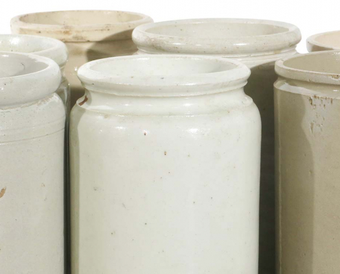 Vintage stoneware jars for Hire