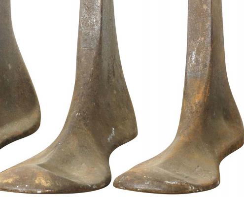 Vintage Shoe Lasts for Hire Prop Events