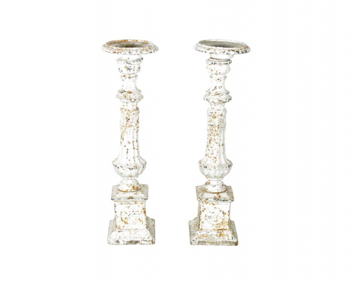 Vintage Candlesticks for Hire