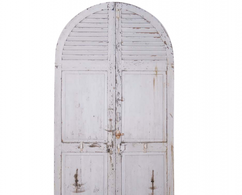 Distressed Wooden Shutters for Hire