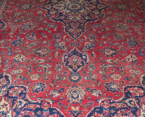 Large Vintage Rug for Hire