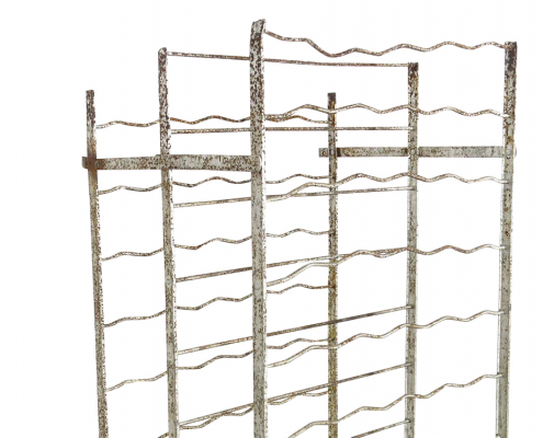 Vintage French Wine Rack for Hire