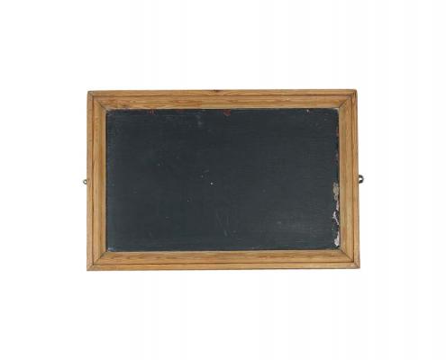 Rustic Wooden Framed Blackboard for Hire